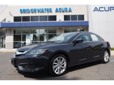 Certified Pre-Owned 2016 Acura ILX with Premium Package FWD 4dr Sedan w/Premium Package