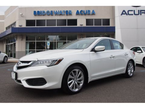 Certified Pre-Owned 2016 Acura ILX with Technology Plus Package FWD 4dr Sedan w/Premium Package