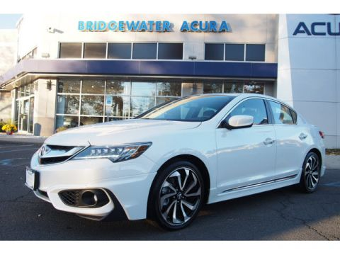 Certified Pre-Owned 2016 Acura ILX with Technology Plus and A-SPEC Package FWD 4dr Sedan w/Premium and A-SPEC Package