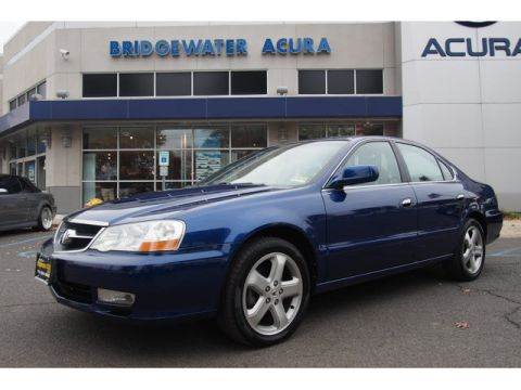Pre-Owned 2002 Acura TL 3.2 Type-S FWD 3.2 Type-S 4dr Sedan