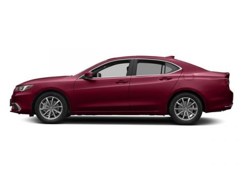 New 2018 Acura TLX 2.4 8-DCT P-AWS FWD 4dr Car