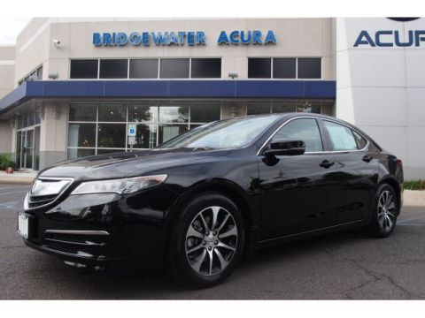 Pre-Owned 2015 Acura TLX w/Tech FWD 4dr Sedan w/Technology Package