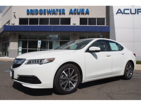 Pre-Owned 2015 Acura TLX V6 FWD V6 4dr Sedan