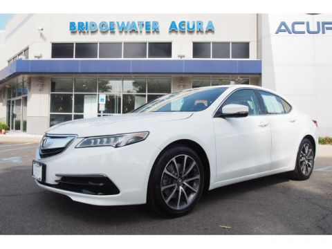 Certified Pre-Owned 2017 Acura TLX 3.5 V-6 9-AT P-AWS FWD V6 4dr Sedan