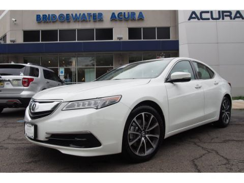 Certified Pre-Owned 2015 Acura TLX 3.5 V-6 9-AT P-AWS FWD V6 4dr Sedan
