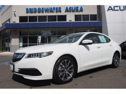 Certified Pre-Owned 2015 Acura TLX 3.5 V-6 9-AT P-AWS with Technology Package FWD V6 4dr Sedan w/Technology Package