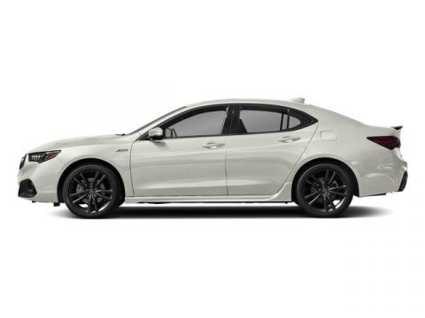 New 2018 Acura TLX 3.5 V-6 9-AT SH-AWD with A-SPEC RED