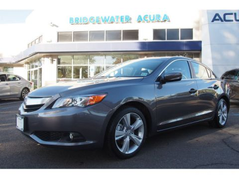 Certified Pre-Owned 2015 Acura ILX 6-Speed Manual with Premium Package FWD 2.4L 4dr Sedan w/Premium Package