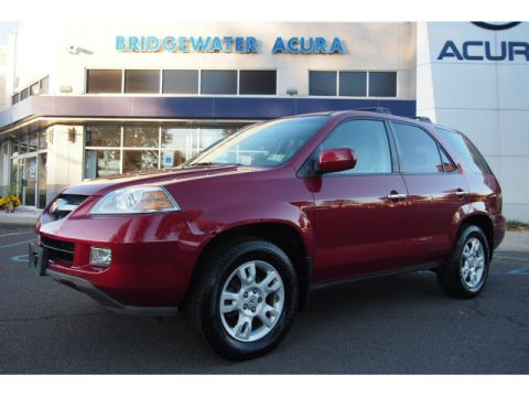 Pre-Owned 2005 Acura MDX Touring w/RES