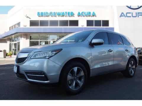 Pre-Owned 2014 Acura MDX SH-AWD