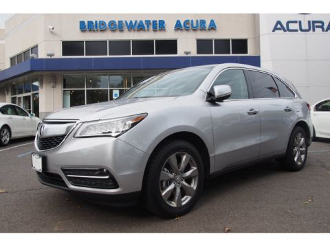 Certified Pre-Owned 2015 Acura MDX SH-AWD with Technology and Entertainment Packages
