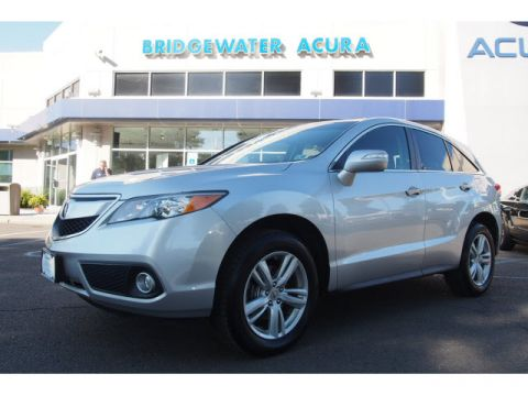 Pre-Owned 2015 Acura RDX AWD w/Tech