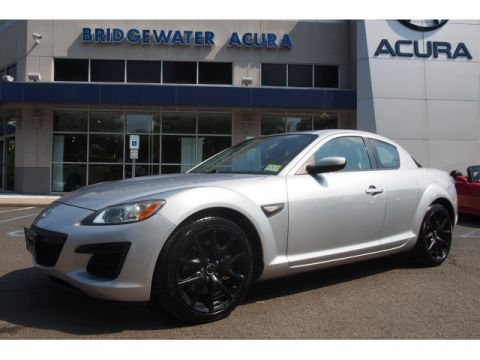 Pre-Owned 2009 Mazda RX-8 Sport RWD Sport 4dr Coupe 6A w/LEV Emission Equipment