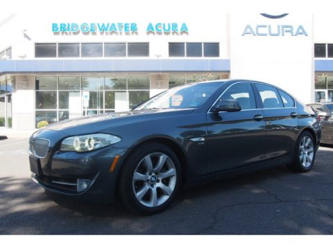 Pre-Owned 2012 BMW 550i xDrive w/Nav