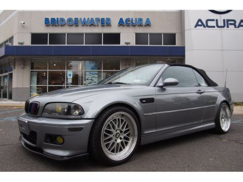 Pre-Owned 2005 BMW M3 Base RWD 2dr Convertible