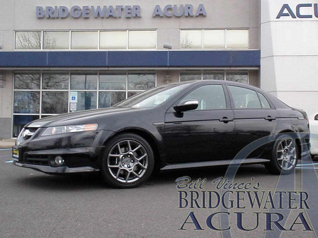 pre owned 2008 acura tl type s w nav sedan in bridgewater. Black Bedroom Furniture Sets. Home Design Ideas