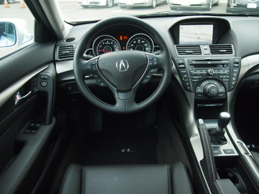 PreOwned 2013 Acura TL TL SHAWD 6Speed Manual with Technology