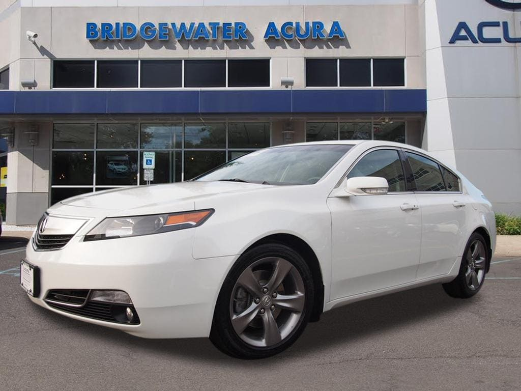 Pre-Owned 2012 Acura TL SH-AWD 6-Speed Manual with Technology Package
