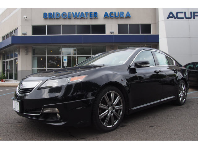 Certified Pre-Owned 2013 Acura TL SH-AWD with Technology Package