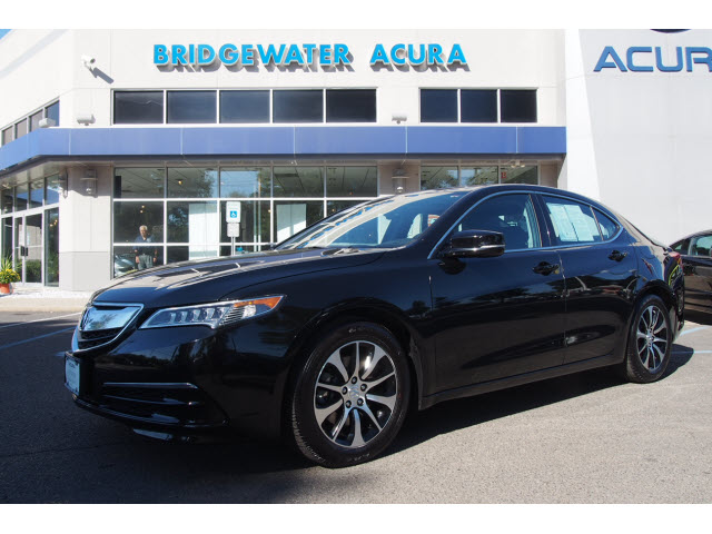 Pre-Owned 2015 Acura TLX w/Tech