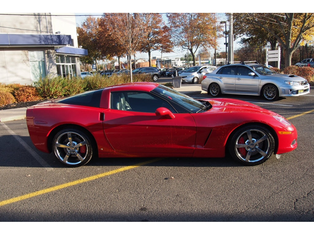 Pre-Owned 2009 Chevrolet Corvette Base Coupe in Bridgewater #P10697AS | Bill Vince's Bridgewater ...