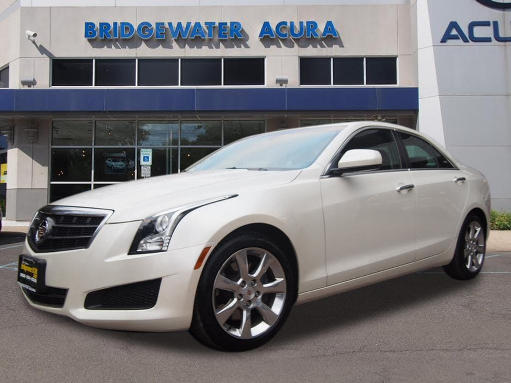 Pre-Owned 2013 CADILLAC ATS 2.0L Turbo Sedan in Bridgewater #P11401S | Bill Vince's Bridgewater ...