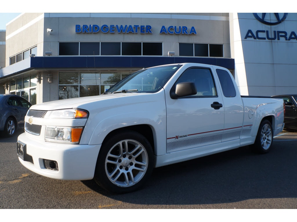 pre-owned 2005 chevrolet colorado xtreme zq8 truck extended cab in