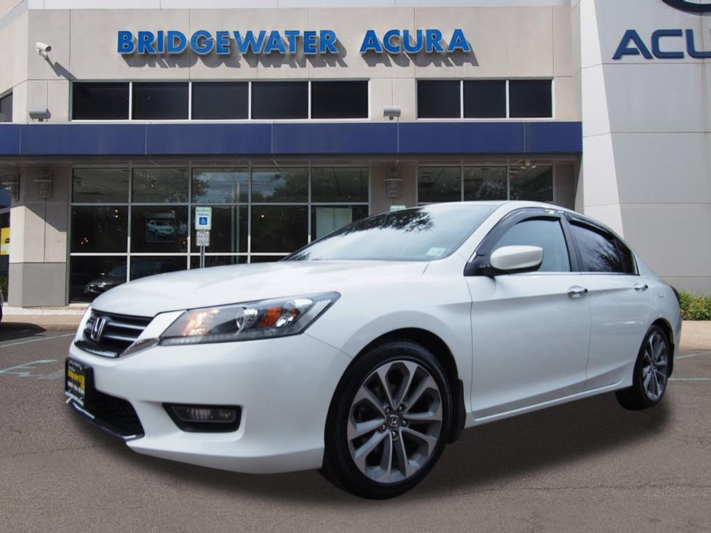 Pre owned 2014 honda accord sport sport sedan cvt in for 2014 honda accord sedan