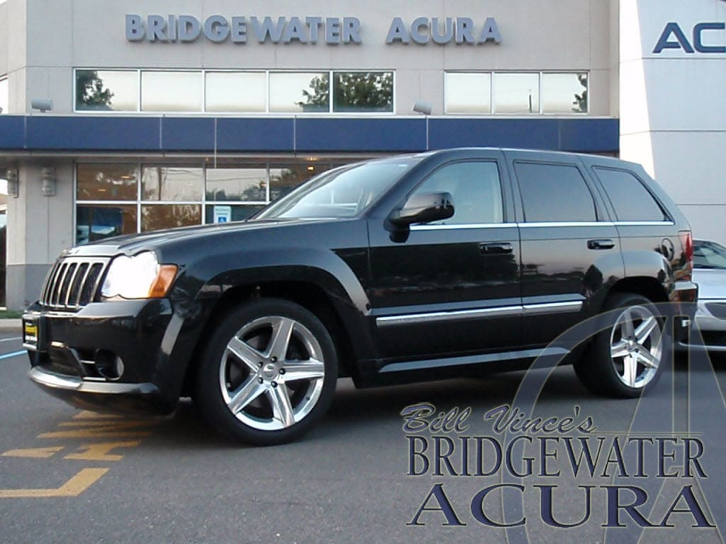 pre-owned 2008 jeep grand cherokee srt8 suv in bridgewater #p6801s