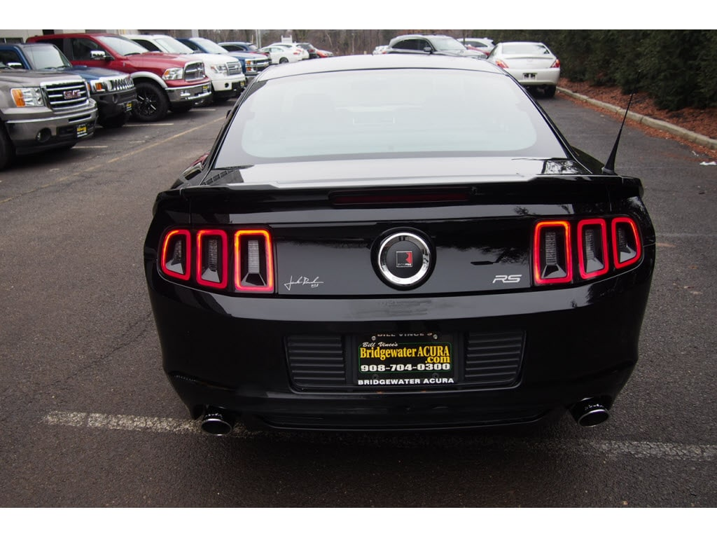 pre owned 2014 ford mustang roush v6 coupe in bridgewater. Black Bedroom Furniture Sets. Home Design Ideas