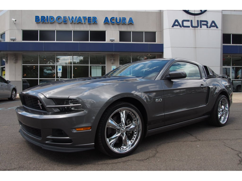 Pre-Owned 2013 Ford Mustang GT C/S Coupe in Bridgewater #P10985S | Bill Vince's Bridgewater Acura