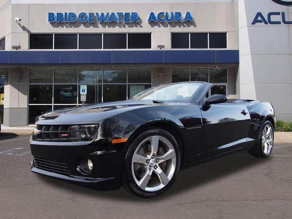 pre owned 2011 chevrolet camaro 2ss convertible in. Black Bedroom Furniture Sets. Home Design Ideas