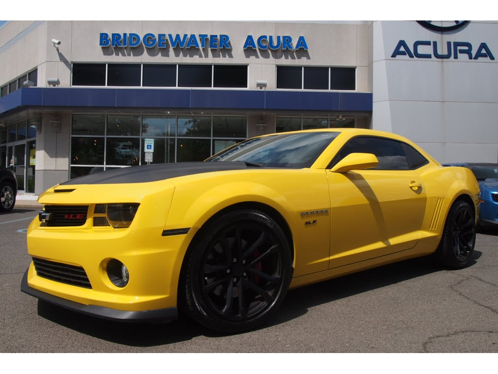 pre owned 2013 chevrolet camaro 2ss coupe in bridgewater. Black Bedroom Furniture Sets. Home Design Ideas