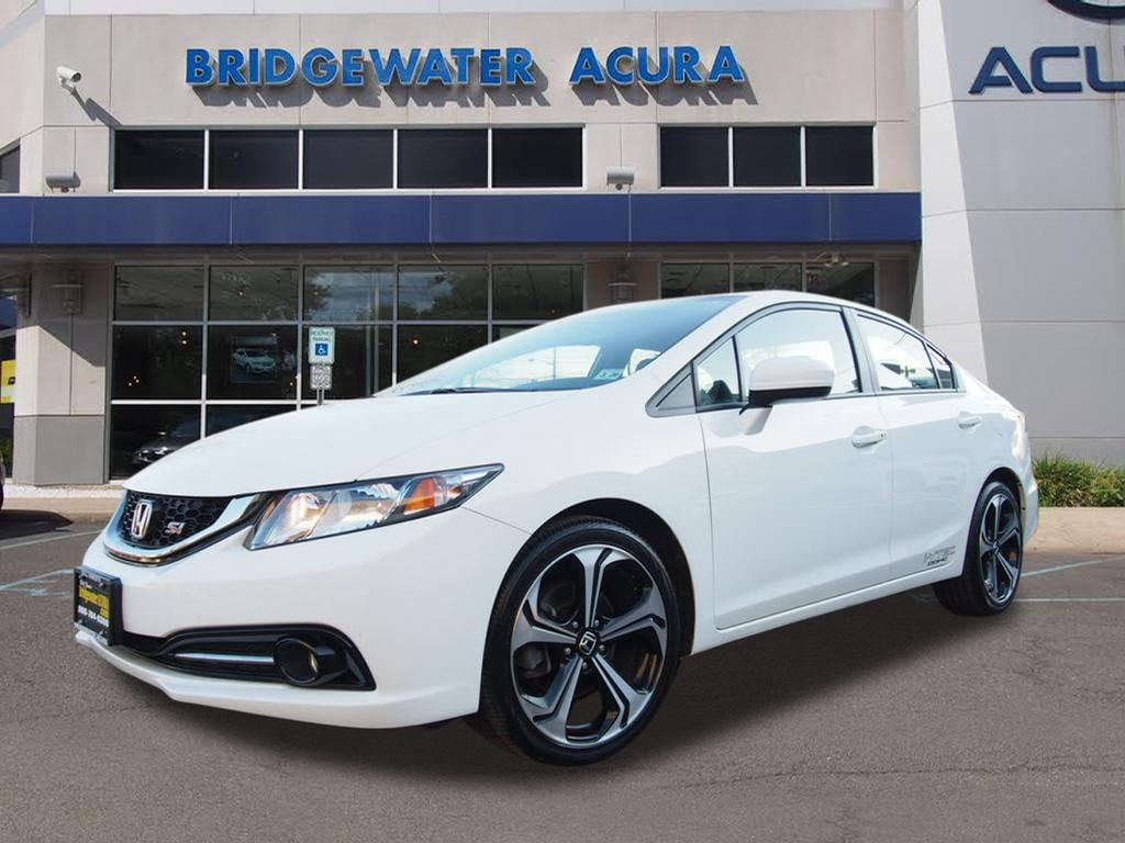 Pre-Owned 2015 Honda Civic Si Sedan in Bridgewater #P11536AS | Bill Vince's Bridgewater Acura