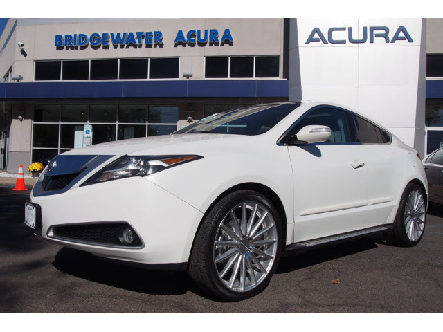 Certified Pre-Owned 2012 Acura ZDX with Advance Package