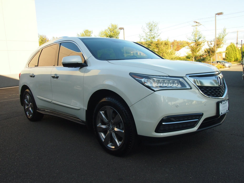 Pre-Owned 2014 Acura MDX SH-AWD with Advance and Entertainment Packages SUV in Bridgewater ...