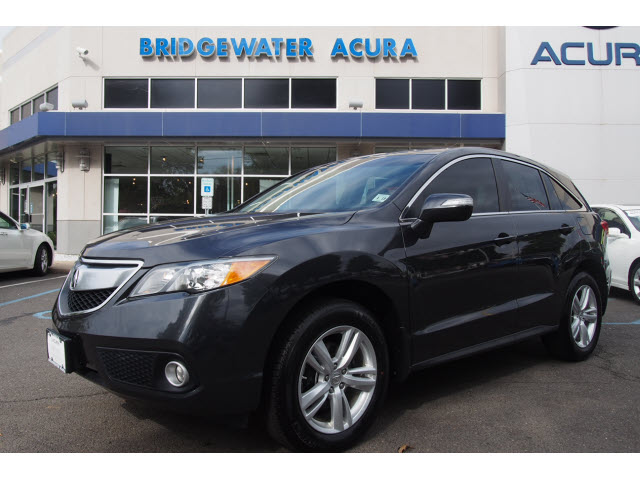Pre-Owned 2014 Acura RDX AWD w/Tech