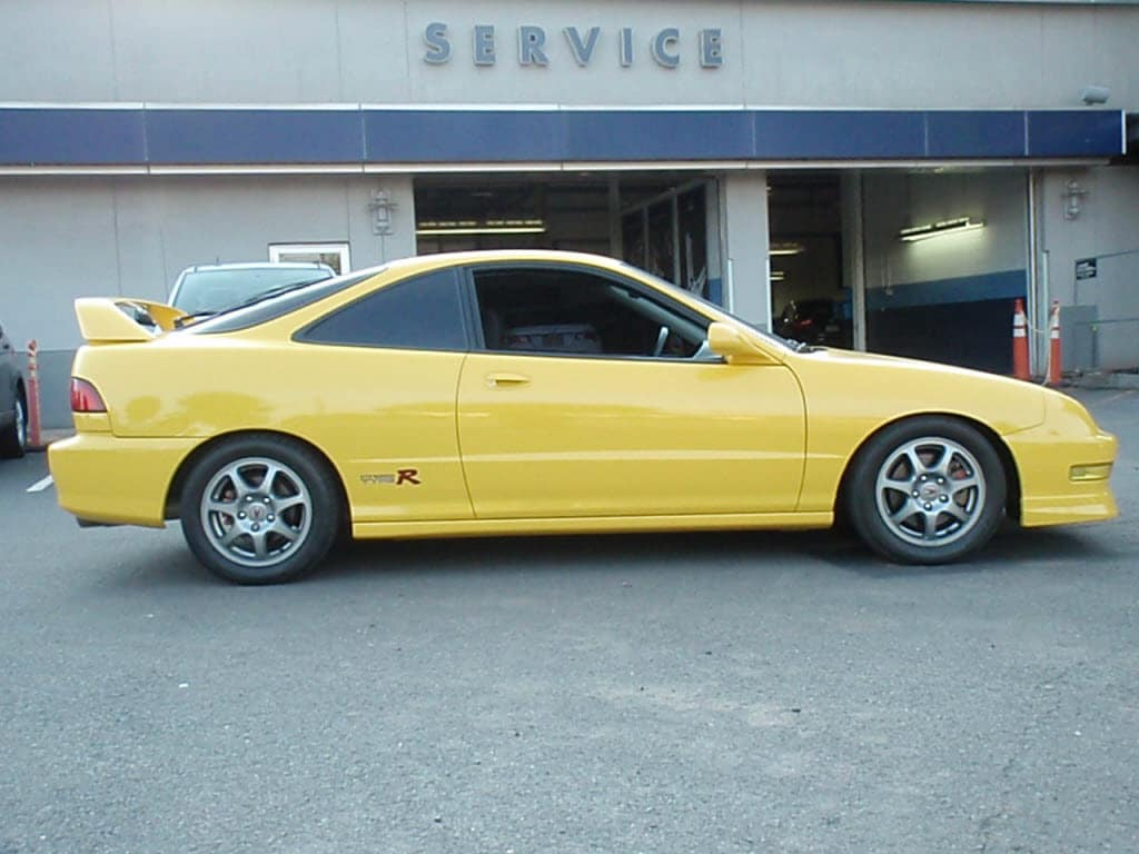 Pre-Owned 2000 Acura Integra Type-R Coupe in Bridgewater #P6722AS | Bill Vince's Bridgewater Acura