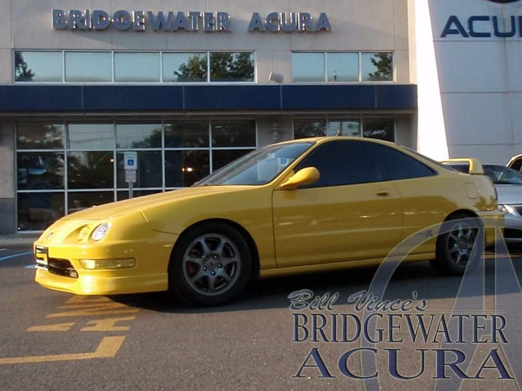 Pre-Owned 2000 Acura Integra Type-R