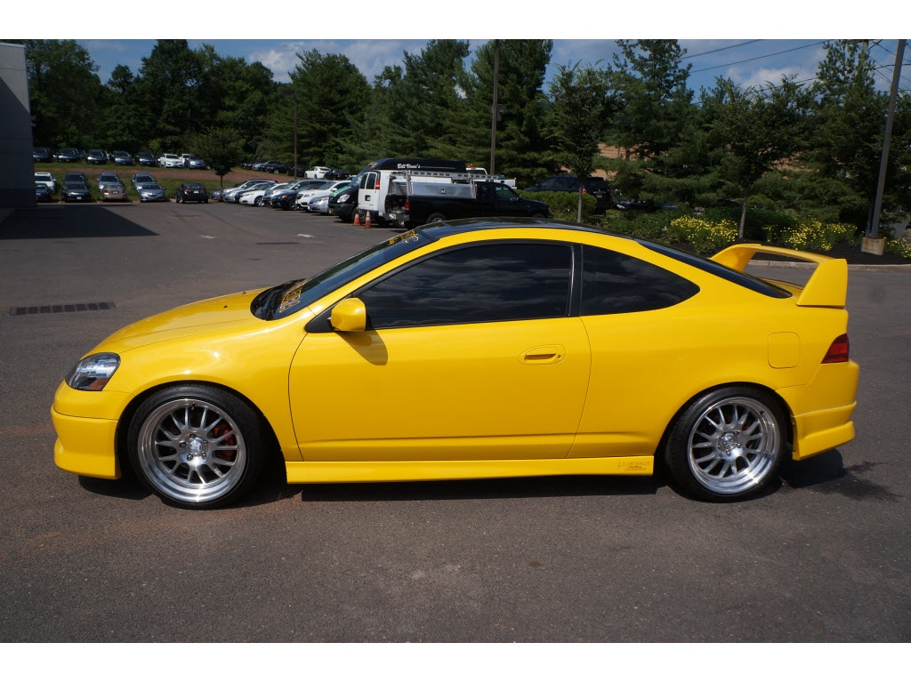 Pre-Owned 2006 Acura RSX Type S Coupe in Bridgewater #P9667AS | Bill Vince's Bridgewater Acura