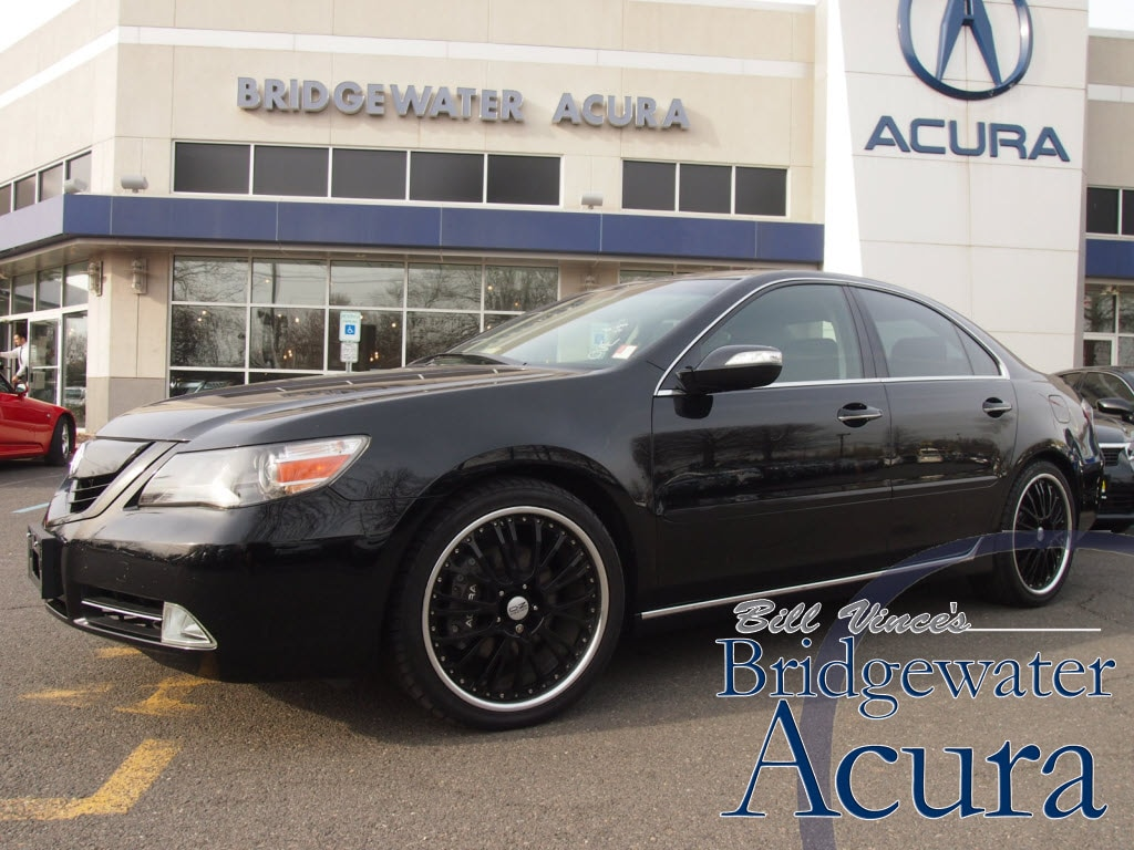 Pre-Owned 2009 Acura RL 3.7