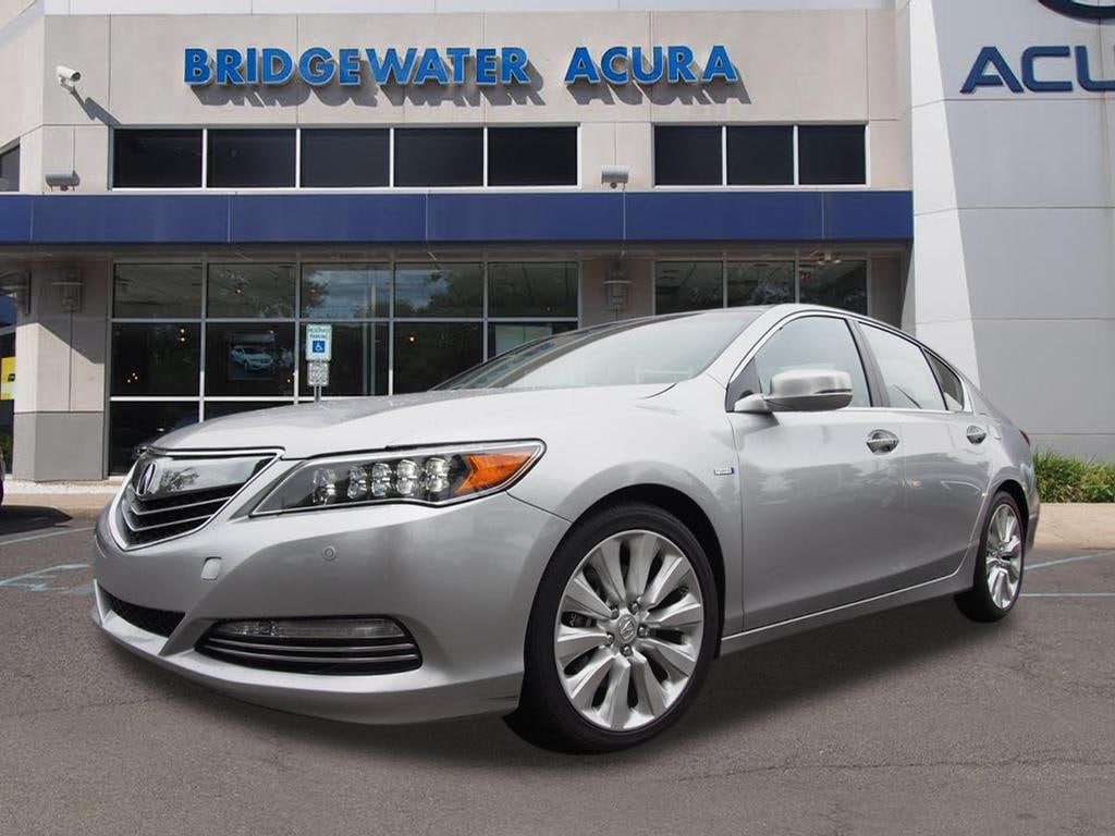 Pre-Owned 2014 Acura RLX Sport Hybrid Advance Package