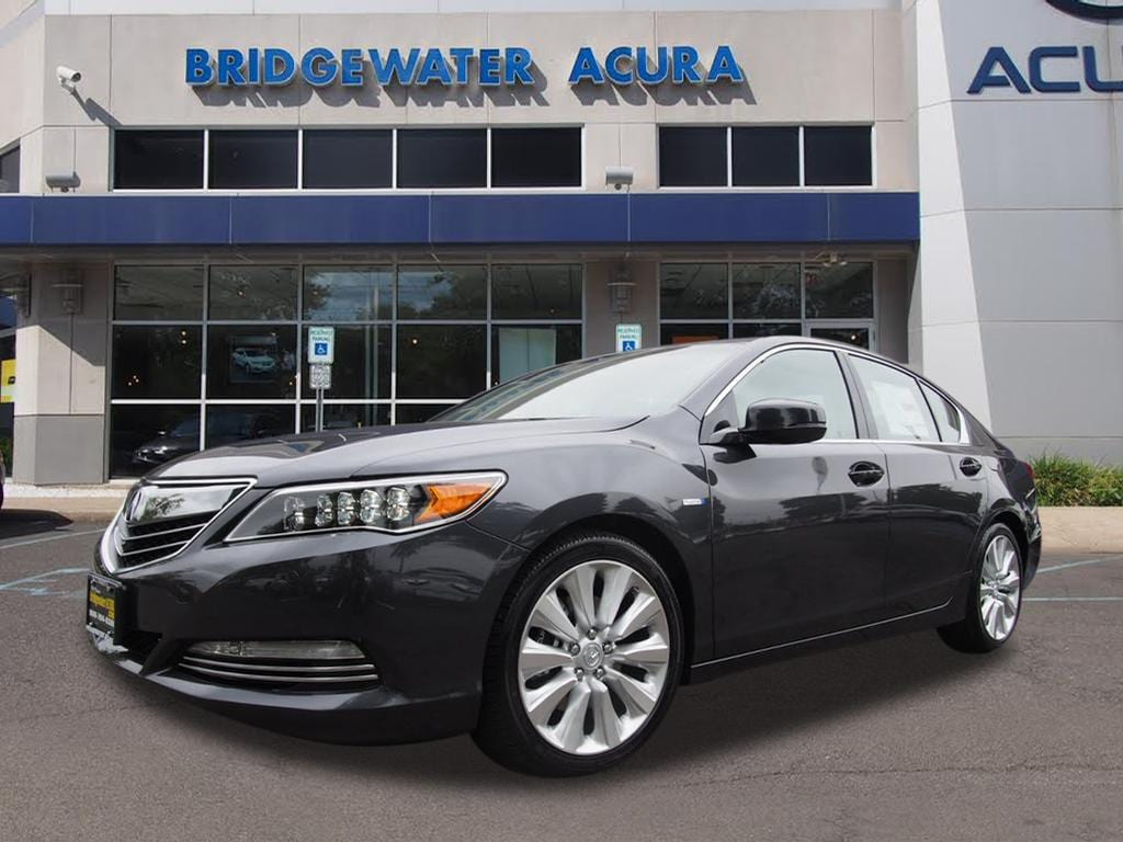Pre-Owned 2016 Acura RLX Sport Hybrid Base w/Advance Package