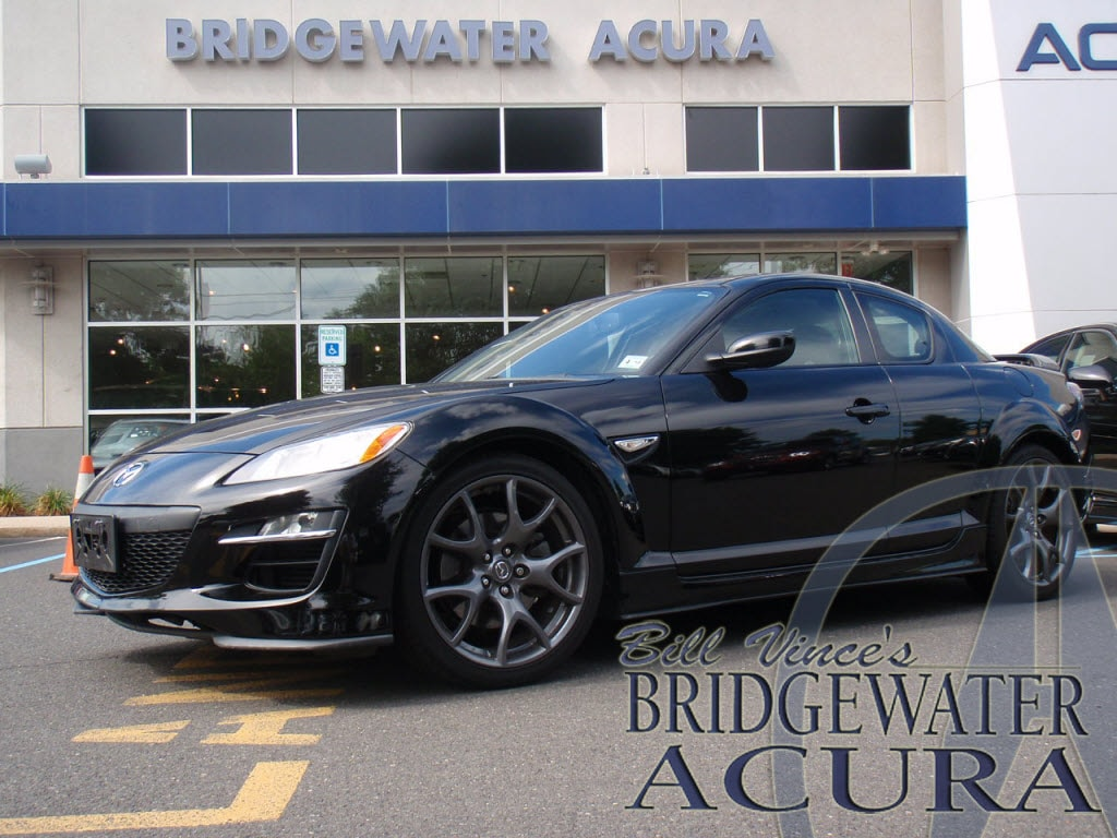 pre-owned 2009 mazda rx-8 r3 coupe in bridgewater #p7440as | bill