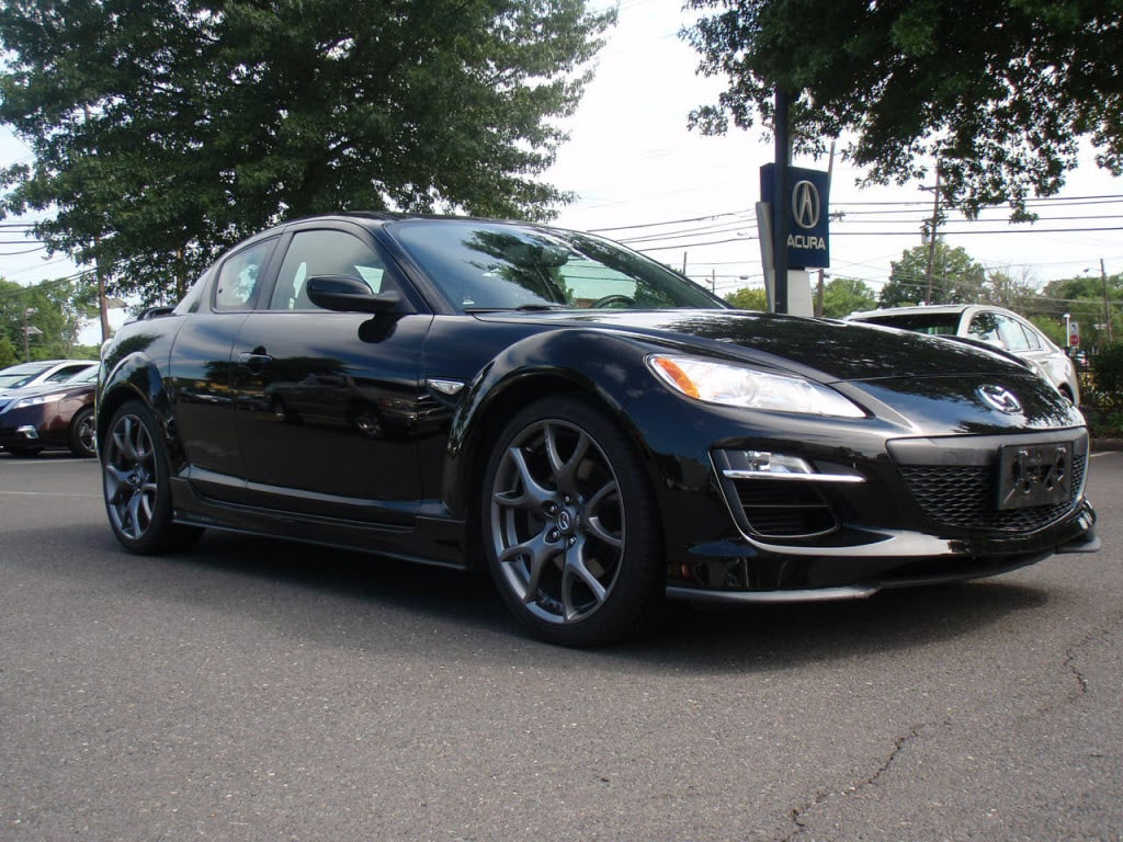 pre owned 2009 mazda rx 8 r3 coupe in bridgewater p7440as. Black Bedroom Furniture Sets. Home Design Ideas