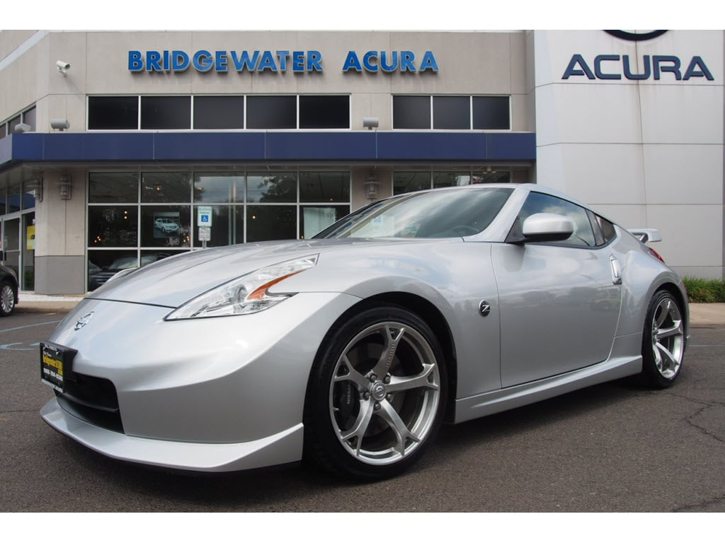 pre owned 2010 nissan 370z touring coupe in bridgewater. Black Bedroom Furniture Sets. Home Design Ideas