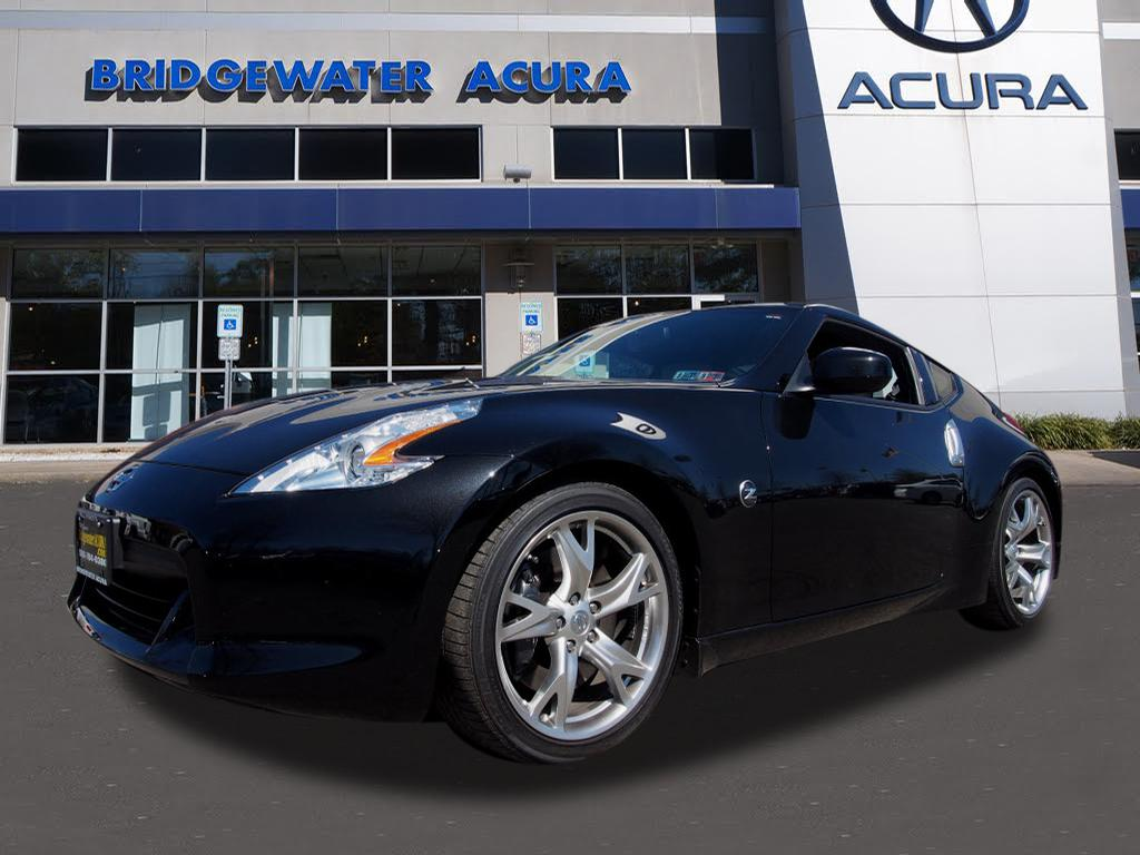 Acura Ilx Lease 4 >> Pre-Owned 2011 Nissan 370Z Base Coupe 6M in Bridgewater #P10527AS | Bill Vince's Bridgewater Acura