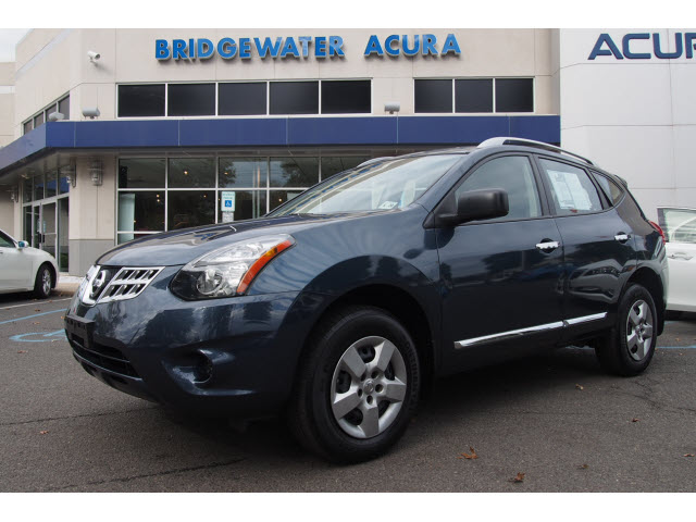Pre-Owned 2015 Nissan Rogue Select S AWD